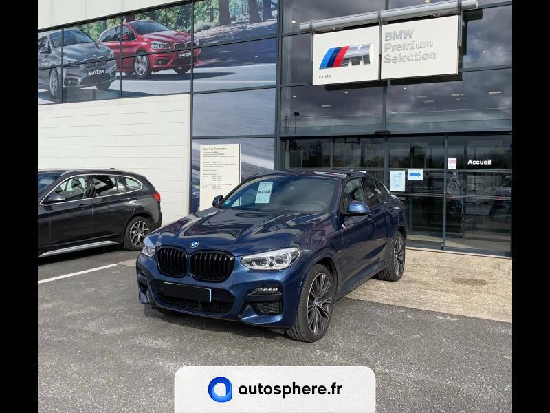 BMW X4 XDRIVE30D 265CH M SPORT EURO6D-T - Photo 1