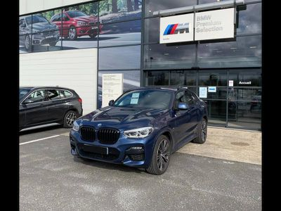 Bmw X4 xDrive30d 265ch M Sport Euro6d-T occasion