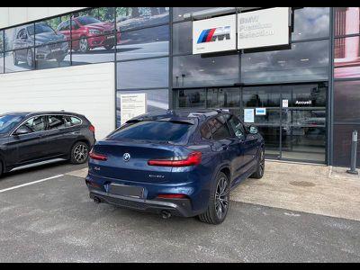 BMW X4 XDRIVE30D 265CH M SPORT EURO6D-T - Miniature 4