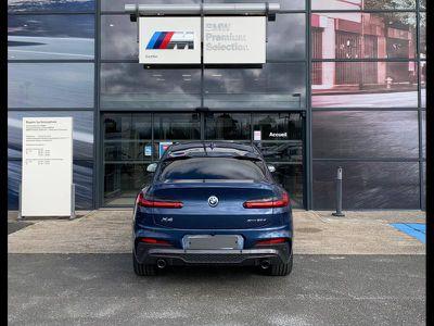 BMW X4 XDRIVE30D 265CH M SPORT EURO6D-T - Miniature 5