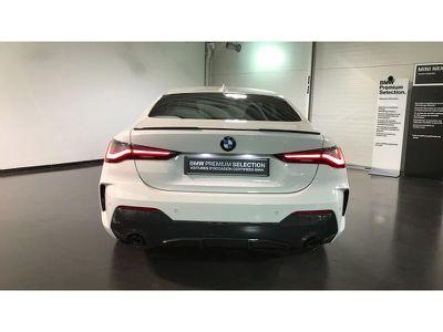 BMW SERIE 4 COUPE 420IA 184CH M SPORT (MALUS PAYE) - Miniature 4