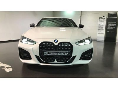 BMW SERIE 4 COUPE 420IA 184CH M SPORT (MALUS PAYE) - Miniature 5