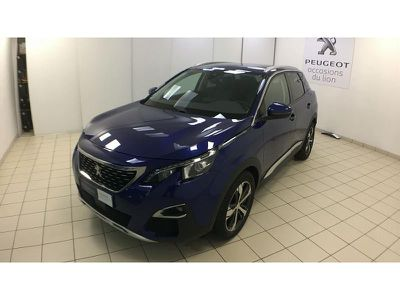 Peugeot 3008 2.0 BlueHDi 150ch Allure Business S&S occasion