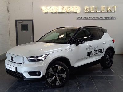 Volvo Xc40 P8 AWD 408ch R-Design EDT occasion