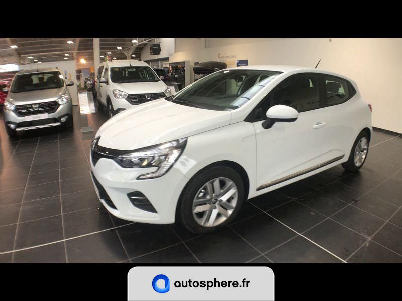 RENAULT CLIO 1.6 E-TECH 140CH BUSINESS -21 - Photo 1