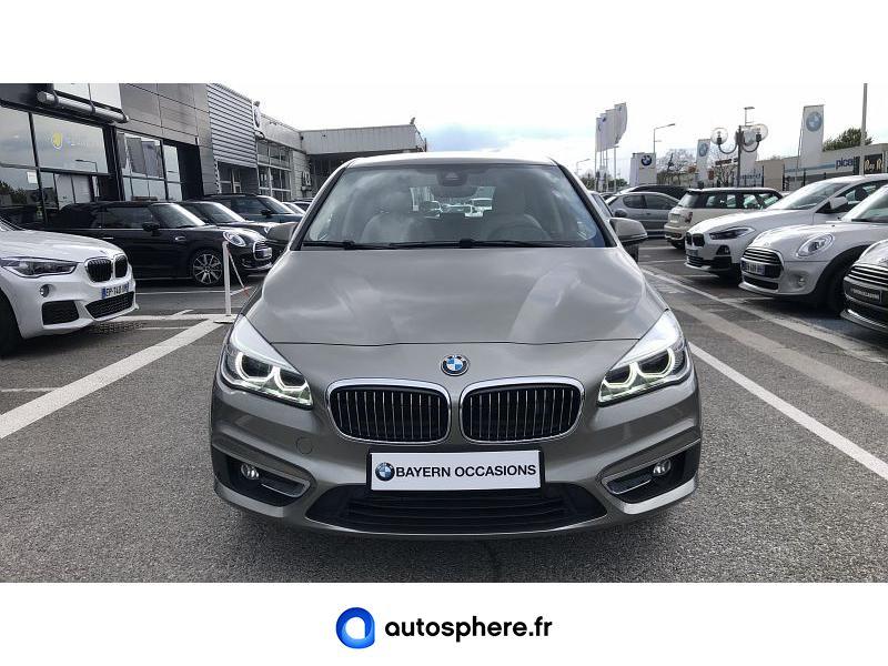 BMW SERIE 2 ACTIVE TOURER 216I 102CH LUXURY - Miniature 5