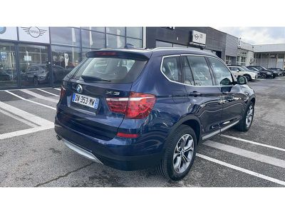 BMW X3 SDRIVE18DA 150CH XLINE - Miniature 2