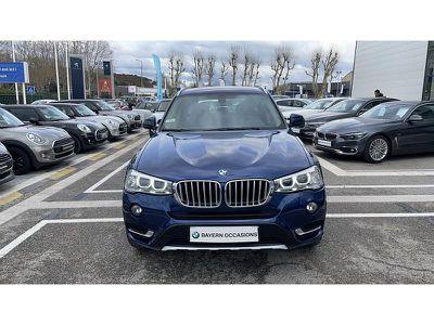 BMW X3 SDRIVE18DA 150CH XLINE - Miniature 5