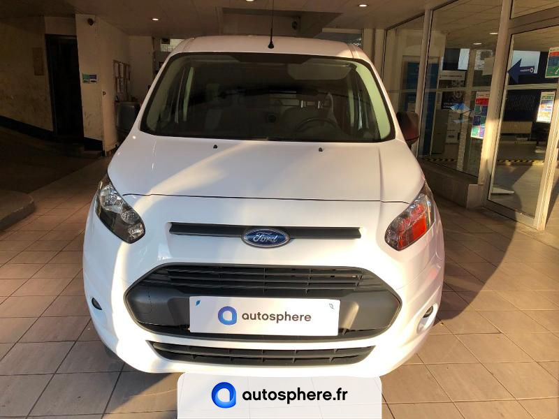 FORD TRANSIT CONNECT L1 1.5 TD 100CH TREND BUSINESS EURO VI - Photo 1