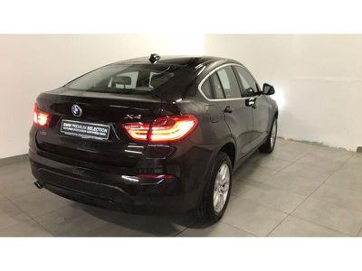 BMW X4 XDRIVE20D 190CH LOUNGE PLUS - Miniature 2