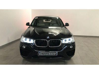BMW X4 XDRIVE20D 190CH LOUNGE PLUS - Miniature 5