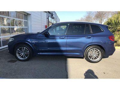 BMW X3 XDRIVE20DA 190CH M SPORT - Miniature 3