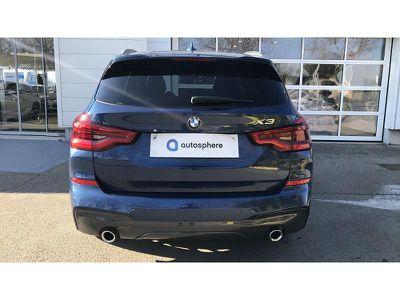 BMW X3 XDRIVE20DA 190CH M SPORT - Miniature 4