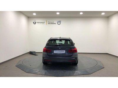 BMW SERIE 3 TOURING 320DA MH 190CH M SPORT - Miniature 4