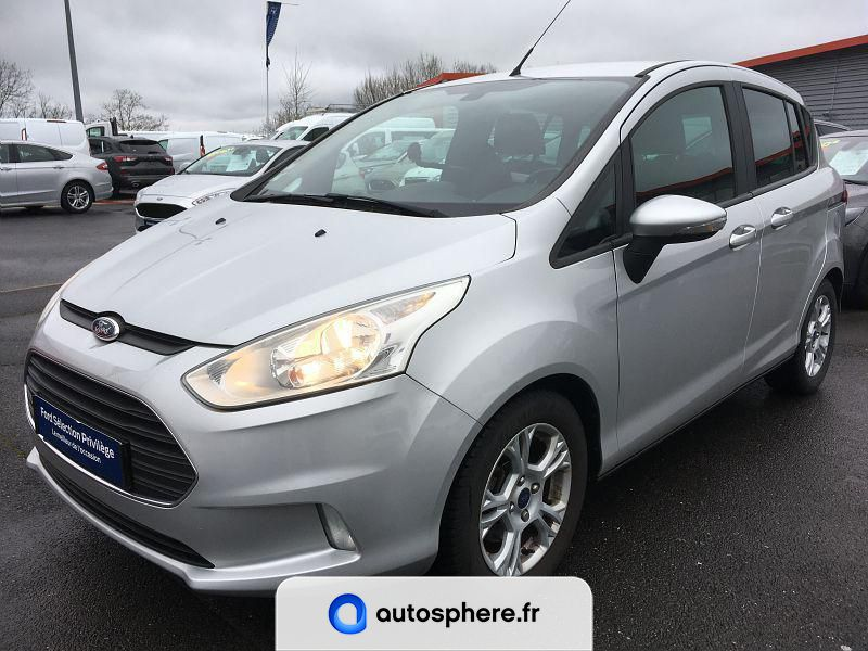 FORD B-MAX 1.0 SCTI 100CH ECOBOOST STOP&START EDITION - Photo 1