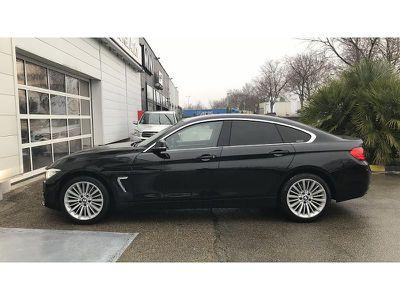 BMW SERIE 4 GRAN COUPE 430DA XDRIVE 258CH LUXURY - Miniature 3