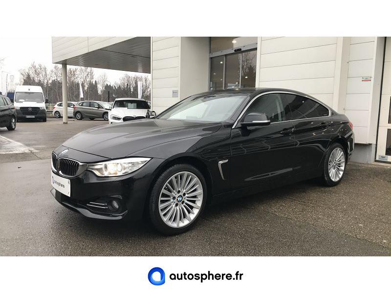BMW SERIE 4 GRAN COUPE 430DA XDRIVE 258CH LUXURY - Photo 1