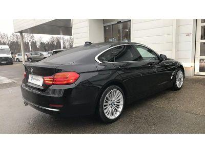 BMW SERIE 4 GRAN COUPE 430DA XDRIVE 258CH LUXURY - Miniature 2