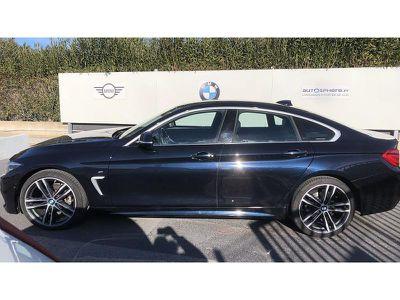 BMW SERIE 4 GRAN COUPE 420IA 184CH M SPORT - Miniature 1