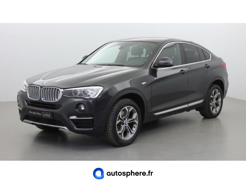 BMW X4 XDRIVE20DA 190CH XLINE - Photo 1