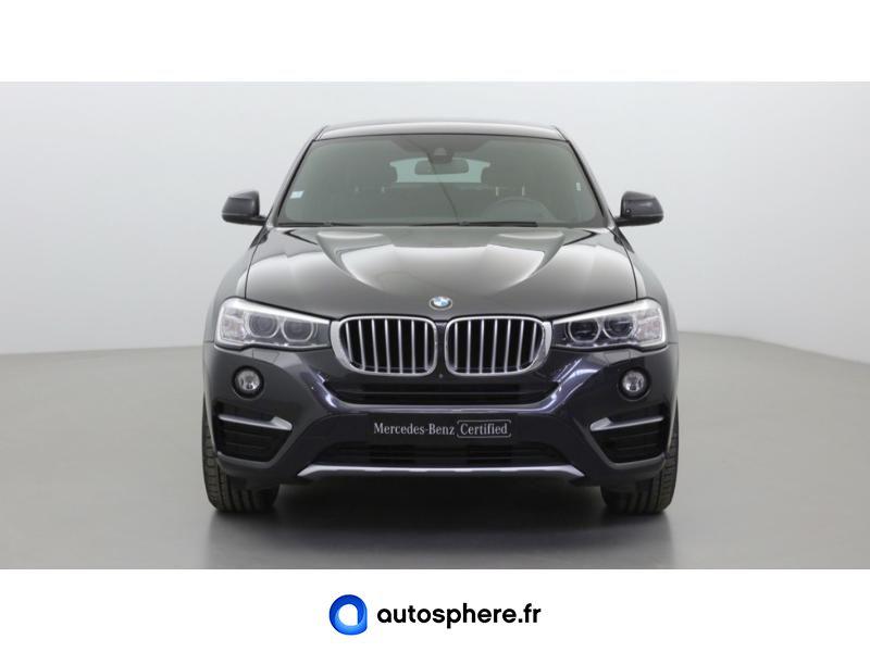 BMW X4 XDRIVE20DA 190CH XLINE - Miniature 2