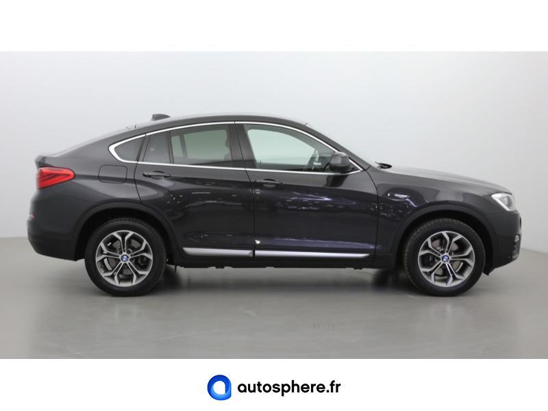 BMW X4 XDRIVE20DA 190CH XLINE - Miniature 4
