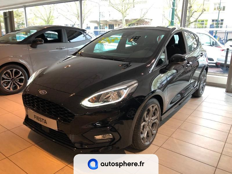 FORD FIESTA 1.0 ECOBOOST 95CH ST-LINE 5P - Photo 1