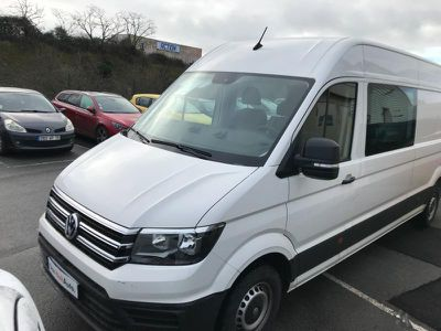Volkswagen Crafter 35 L4H3 2.0 TDI 140ch Procab Business Line Plus Traction occasion