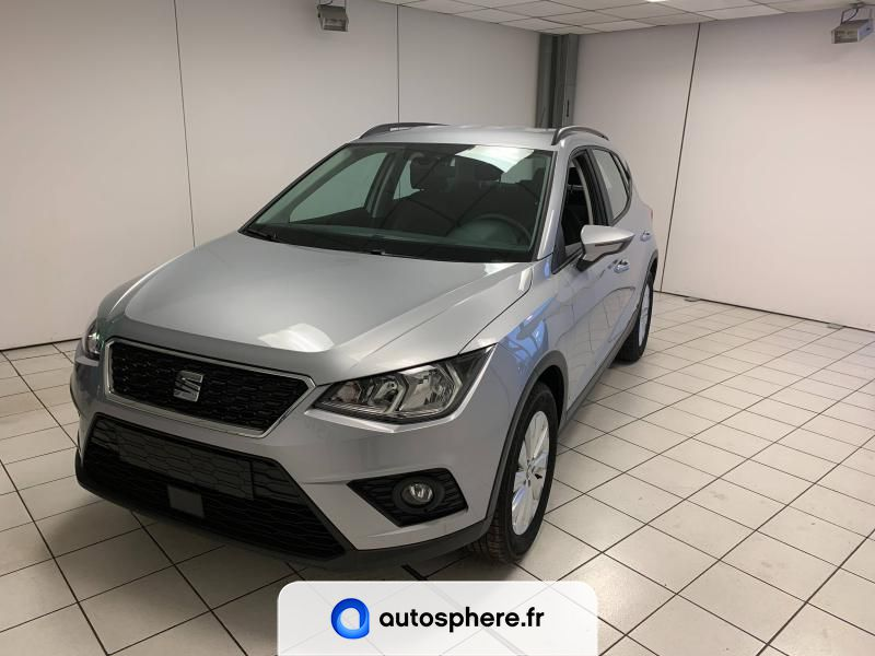 SEAT ARONA 1.0 ECOTSI 95CH START/STOP STYLE EURO6D-T - Photo 1