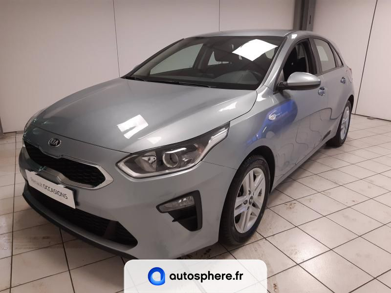 KIA CEED 1.0 T-GDI 120CH ACTIVE - Photo 1
