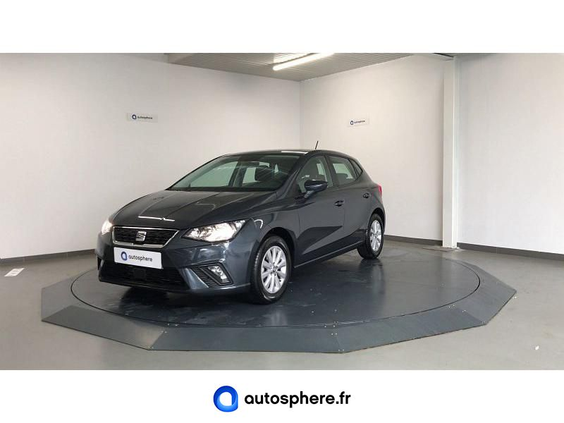 SEAT IBIZA 1.0 80CH BVM5 STYLE IMPORT - Miniature 1