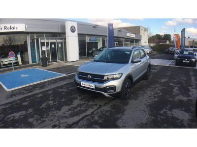 VOLKSWAGEN T-CROSS 1.0 TSI 110CH UNITED DSG7 - Miniature 3