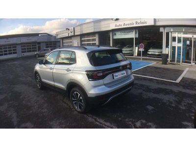 VOLKSWAGEN T-CROSS 1.0 TSI 110CH UNITED DSG7 - Miniature 4