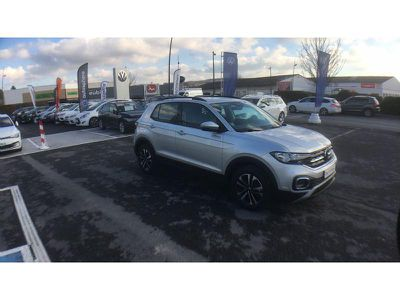 VOLKSWAGEN T-CROSS 1.0 TSI 110CH UNITED DSG7 - Miniature 5