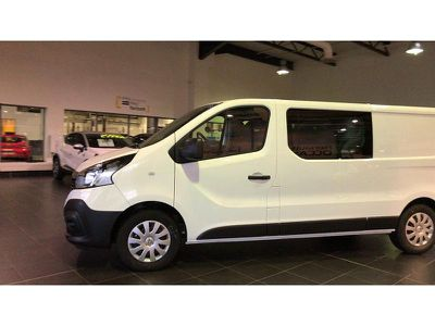 Renault Trafic L2H1 1200 1.6 dCi 145ch energy Cabine Approfondie Grand Confort Euro6 occasion