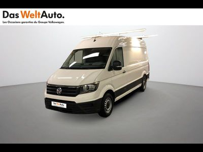 Volkswagen Crafter 35 L3H3 2.0 TDI 140ch Business Line Traction occasion