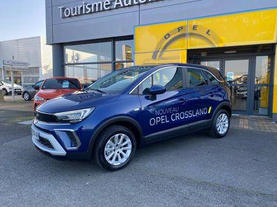 Opel Crossland X 1.2 Turbo 110ch Elegance Euro 6d-T occasion