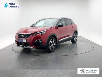 Leasing Peugeot 3008 1.2 Puretech 130ch Allure Business S&s