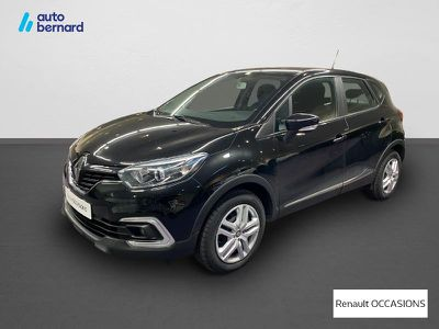 Leasing Renault Captur 1.5 Dci 90ch Energy Business Edc Euro6c