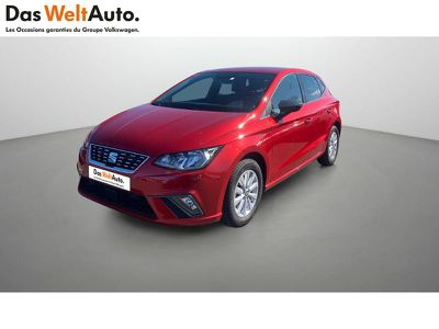 Seat Ibiza 1.6 TDI 95ch Start/Stop Xcellence DSG Euro6d-T occasion