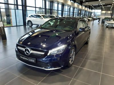 Mercedes Cla Shooting Brake 180 d Business Edition 7G-DCT occasion