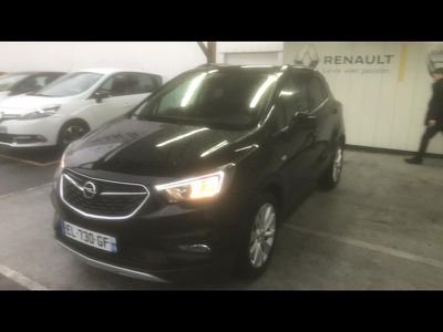 Opel Mokka X 1.4 Turbo 140ch Innovation 4x2 occasion