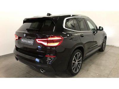BMW X3 XDRIVE20DA 190CH M SPORT EURO6D-T - Miniature 3