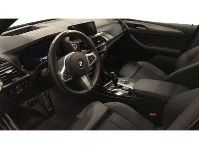 BMW X3 XDRIVE20DA 190CH M SPORT EURO6D-T - Miniature 5