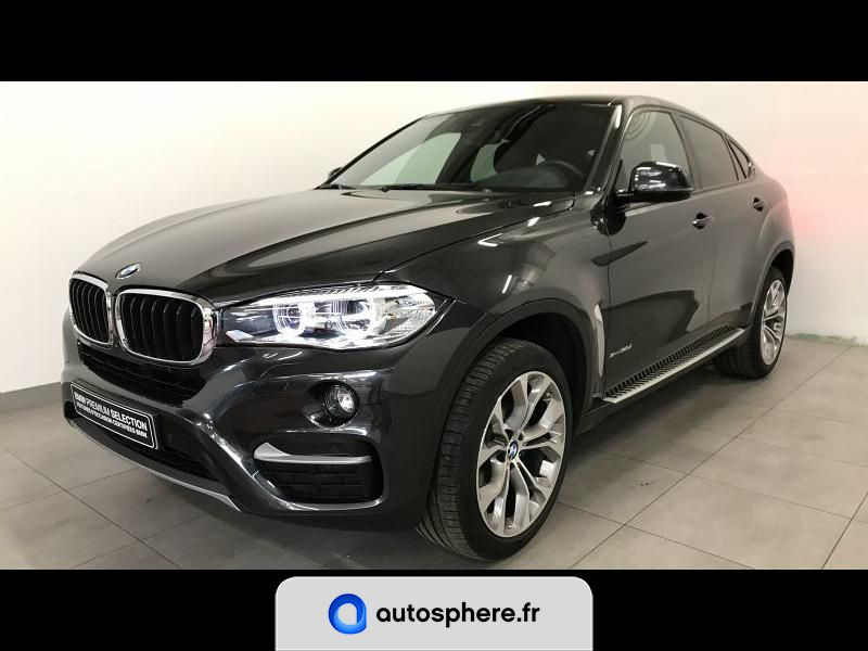 BMW X6 XDRIVE 30DA 258CH EDITION - Photo 1