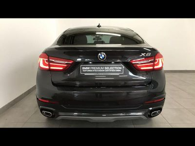 BMW X6 XDRIVE 30DA 258CH EDITION - Miniature 4