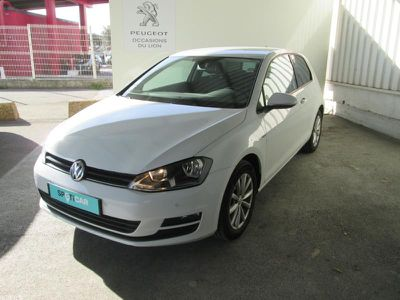 Volkswagen Golf 1.2 TSI 105ch BlueMotion Technology Lounge DSG7 3p occasion