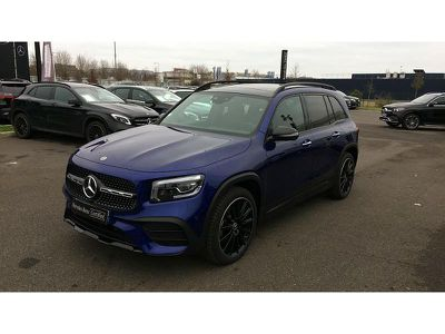 Mercedes Glb 200d 150ch AMG Line 8G DCT occasion