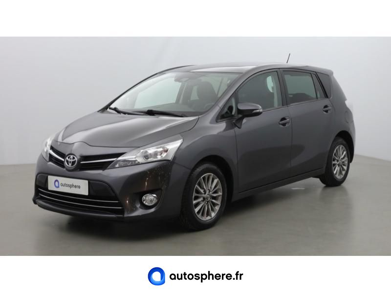 TOYOTA VERSO 112 D-4D FAP DESIGN - Photo 1