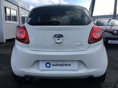 FORD KA 1.2 69CH STOP&START WHITE EDITION - Miniature 4